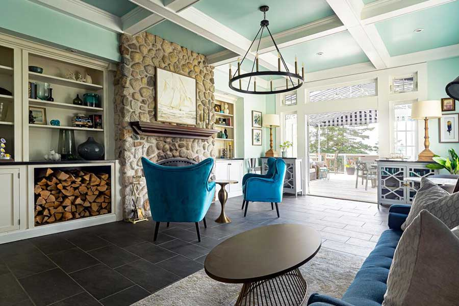 Unique places to stay in Nova Scotia, Oceanstone Resort near Halifax