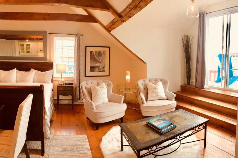 Romantic getaways in Eastern Canada, best hotels in New Brunswick, Atlantic Canada, Treadwell Inn