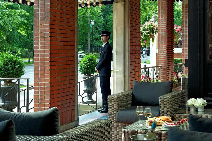 Romantic getaways in Eastern Canada, best hotels in Nova Scotia, Atlantic Canada, Lord Nelson Hotel