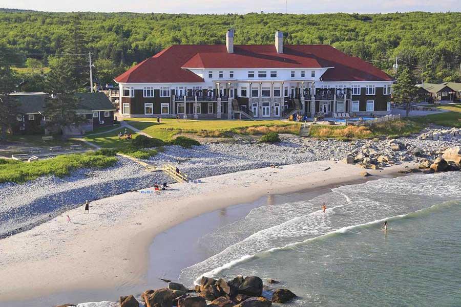 Romantic getaways in Eastern Canada, best hotels in Nova Scotia, Atlantic Canada, White Point Beach Resort