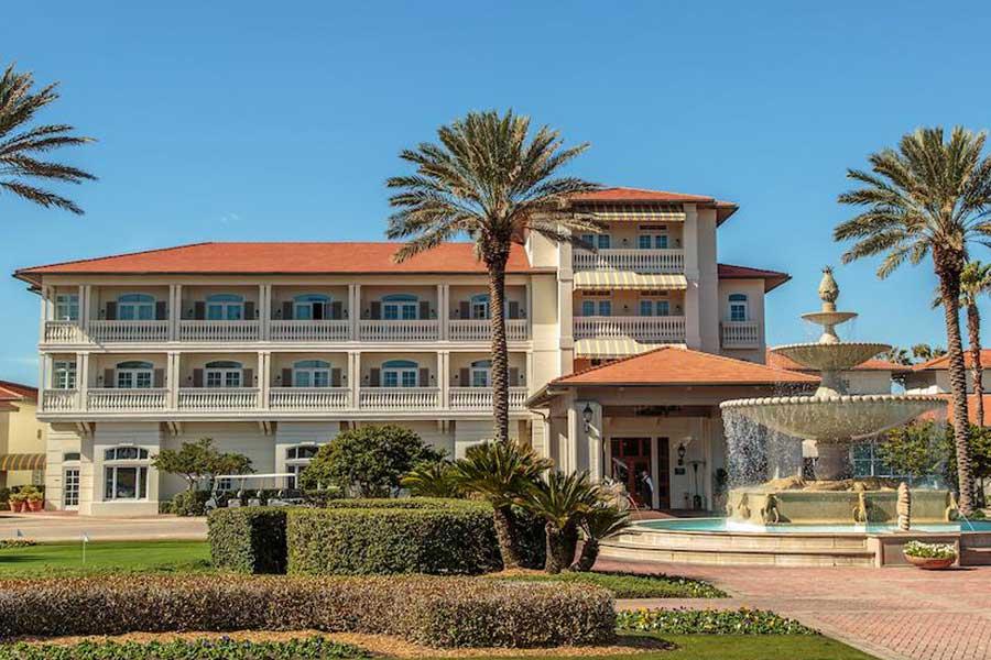 Hotels for romantic getaways Florida USA, romantic weekend getaways United States, Ponte Vedra Inn