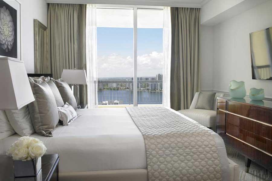 Acqualina Resort, hotels for romantic getaways to Florida USA, romantic weekend getaways United States, Sunny Isles, Acqualina Resort