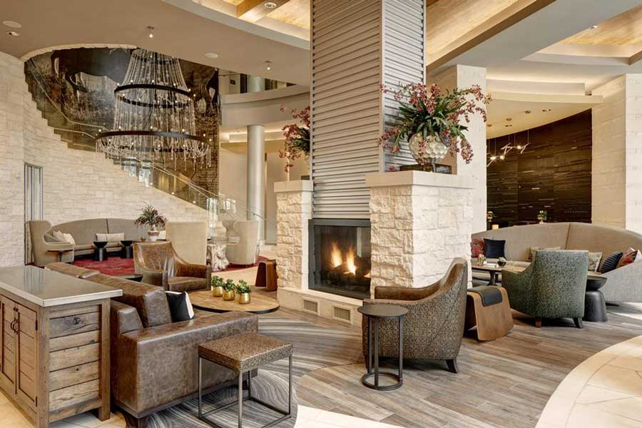 Hotels for romantic getaways Texas USA, romantic weekend getaways United States, Austin, Archer Hotel