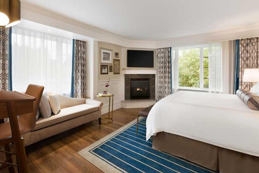 Hotels for romantic getaways Upstate NY USA, romantic weekend getaways United States, Reikart House
