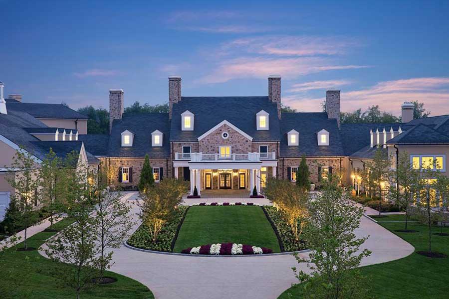 Hotels for romantic getaways Virginia USA, romantic weekend getaways United States, Salamander Resort