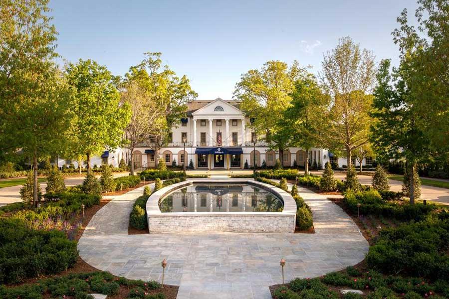 Hotels for romantic getaways Virginia USA, romantic weekend getaways United States, Williamsburg Inn