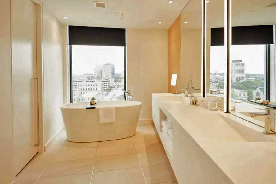 Hotels for romantic getaways in Ontario Canada, Ottawa Ontario, Le Germain Hotel