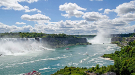 Niagara Falls, romantic getaways in Ontario Canada