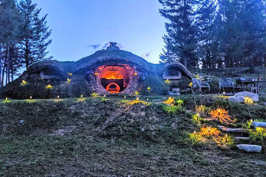 BC romantic getaways, BC Interior, glamping yurt, unique weekend getaways for couples in Canada, Okanagan Valley