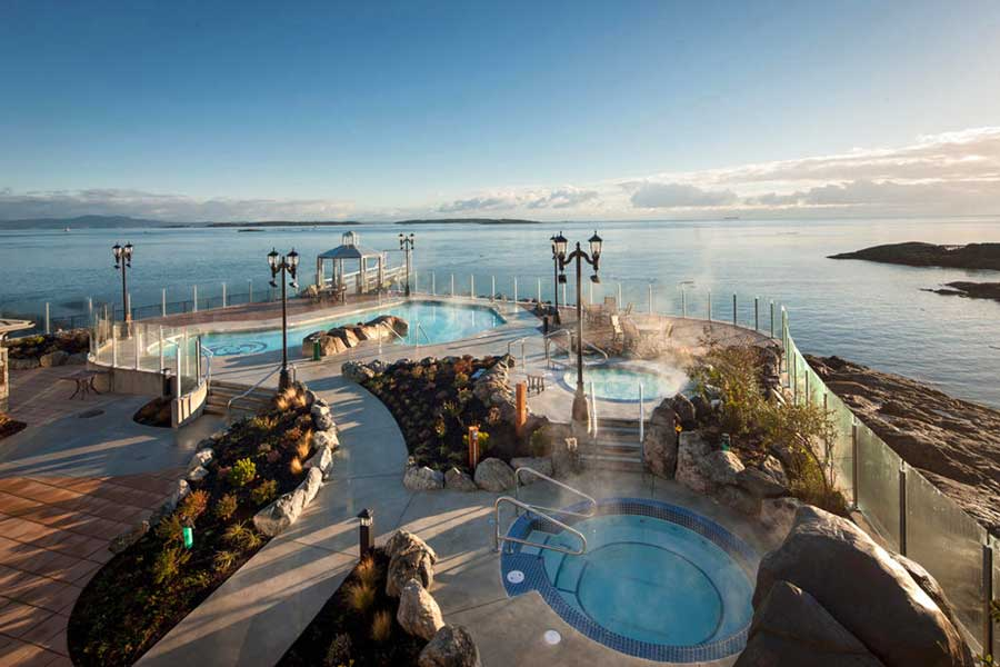 BC romantic getaways, romantic hotels in Victoria BC Canada, resort spa getaways for couples