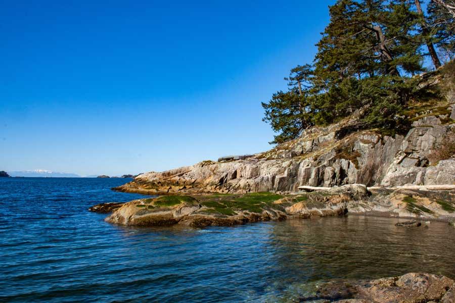 Bowen Island romantic getaways near Vancouver BC Canada