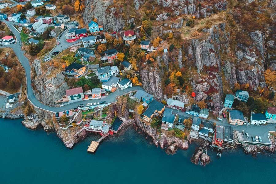 St. John's Newfoundland, East Coast road trip Canada