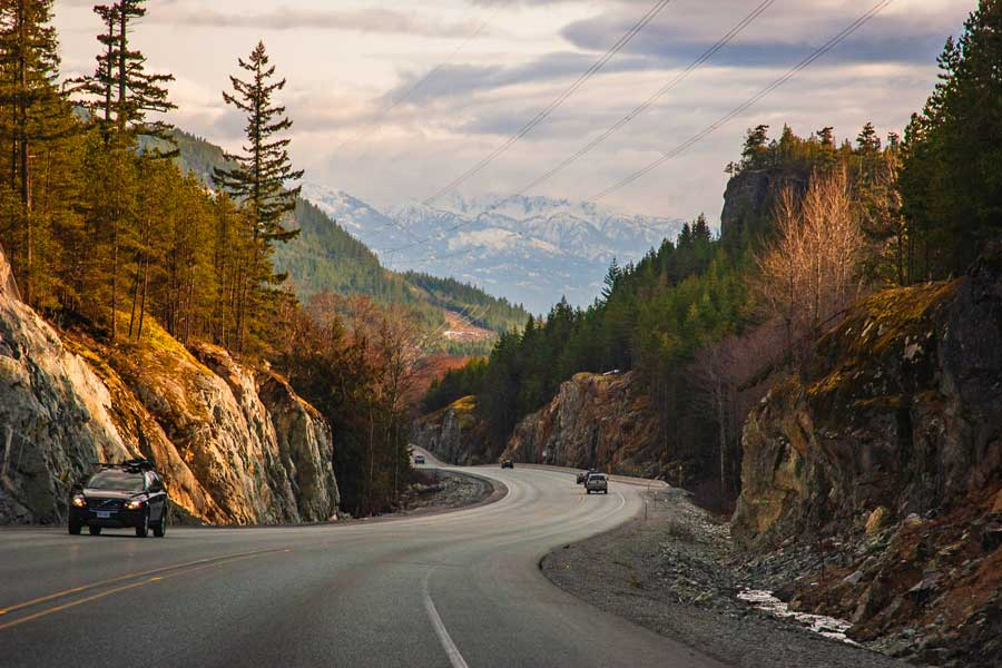 Sea to Sky BC road trip, Toronto to Vancouver drive, cross-Canada road trip map and route ideas