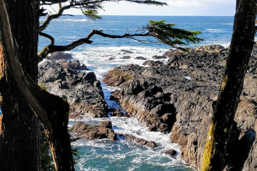 Ucluelet BC road trip, Toronto to Vancouver drive, cross-Canada road trip map and route ideas