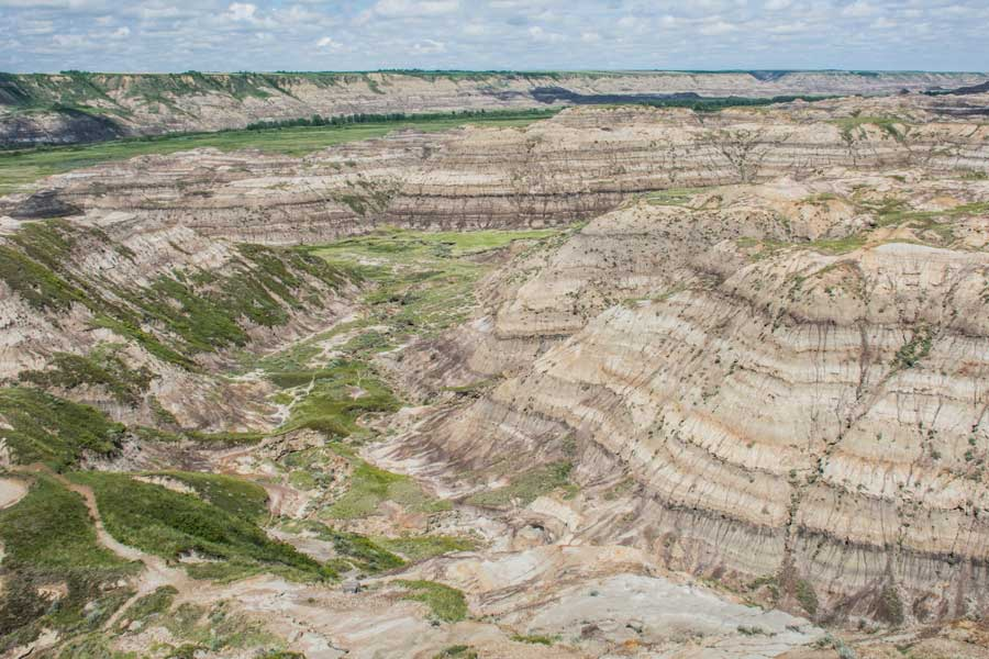 Alberta Badlands, Toronto to Vancouver drive, cross-Canada road trip map and route ideas