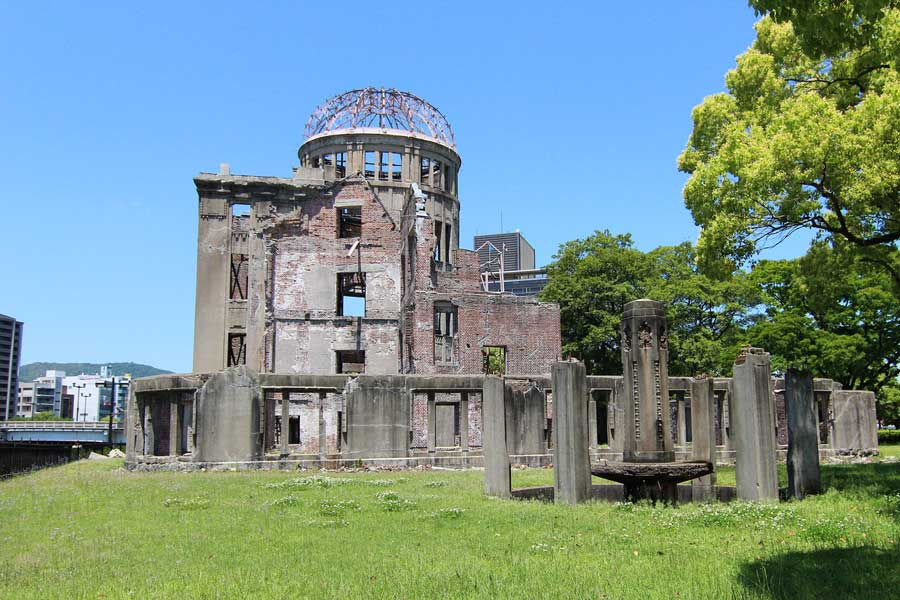 Hiroshima Japan history trips with dad, father son or daughter trip ideas