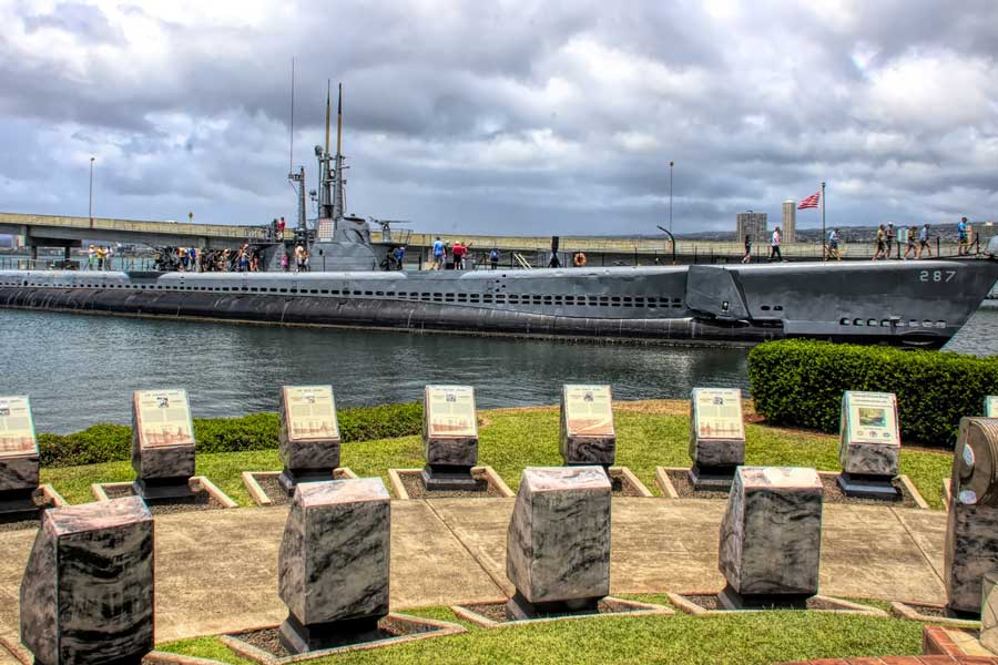 Pearl Harbor history, Oahu trips with dad, father son or daughter trip ideas USA