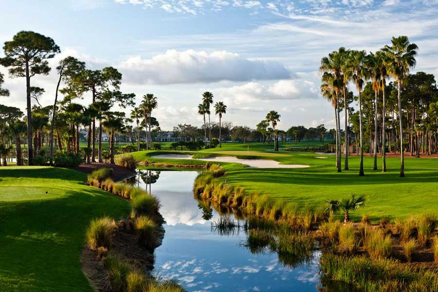 PGA National Resort, Florida golfing trips with dad, father son or daughter trip ideas USA