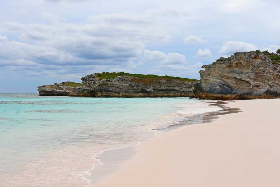 Eleuthera Bahamas beach, best trips with mom, places to go for mother daughter trips
