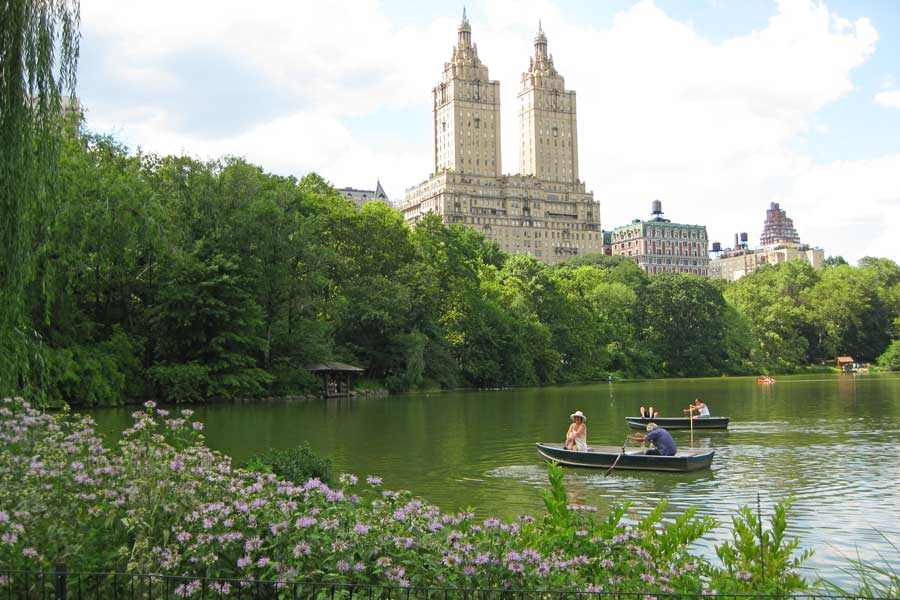 NYC Central Park, trips with mom USA, mother daughter trips