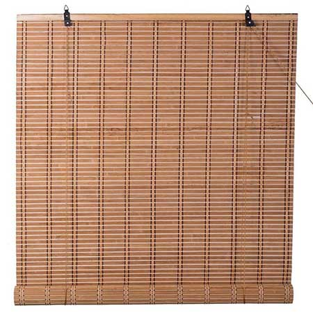 Outdoor bamboo blinds, outdoor decor items for travel lovers