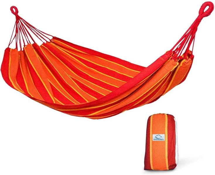 Brazilian hammock, outdoor decor items for travel lovers