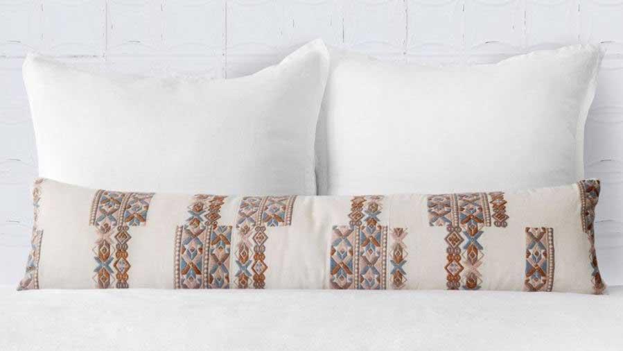 Bedroom decor pillows luxury, travel decor for bedroom