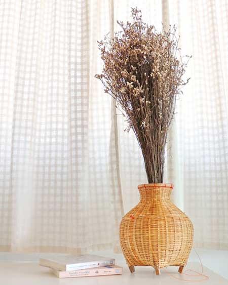 Bedroom decor vases, travel decor for bedroom