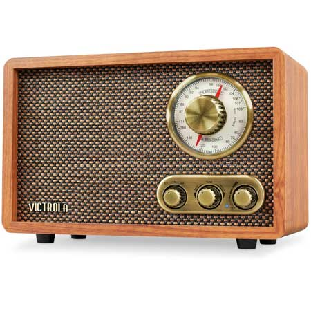 Retro bluetooth speaker cabin gift idea, cool things for cabins