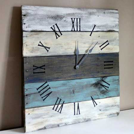 Nautical clock lake cabin gifts, cool things for cabins