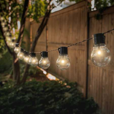 String lights cabin gifts, cabin warming gifts, cool things for cabins