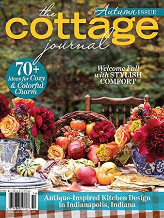 Cottage magazines gift ideas, cabin warming gifts