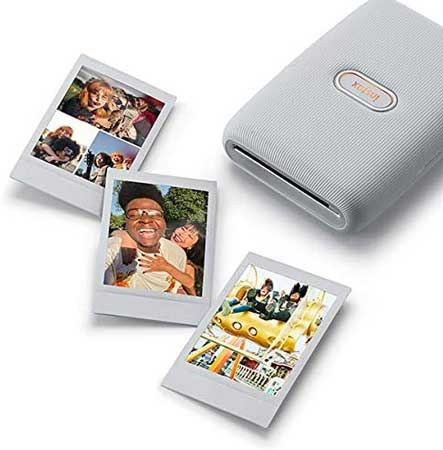Portable photo printer, retro cabin gifts, cool things for cabins