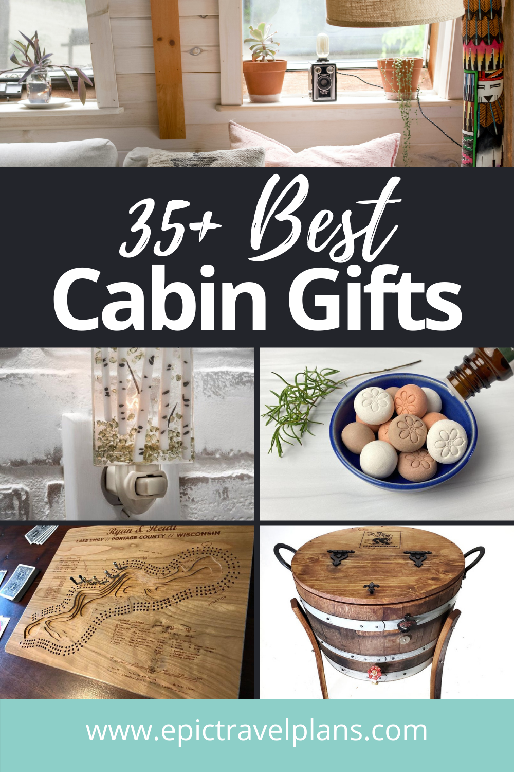 Best cabin gifts, cool things for cabins
