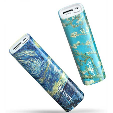 Portable phone charger, Cute travel accessories for women