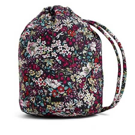 Toiletries accessories bag, cute travel accessories for women, Vera Bradley bags