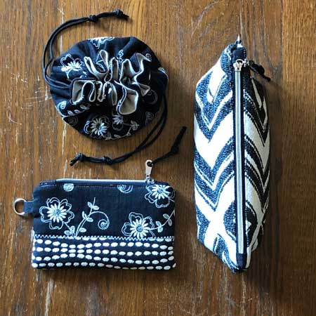Toiletries accessories bags for travel, cute travel accessories for women