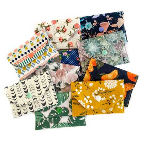 Small wallet, cute travel accessories for women