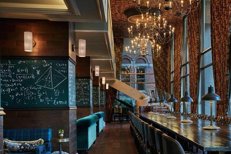 Graduate Ann Arbor Hotel, Michigan romantic getaways near Detroit