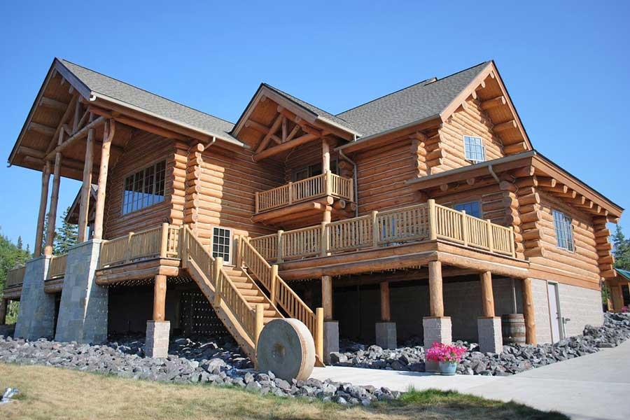 Dapple Gray Bed and Breakfast, Michigan romantic getaway cabins on Upper Peninsula