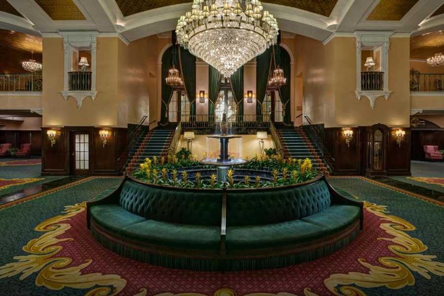 Amway Grand Plaza Hotel, Michigan getaways for couples near Chicago, Michigan spa getaways