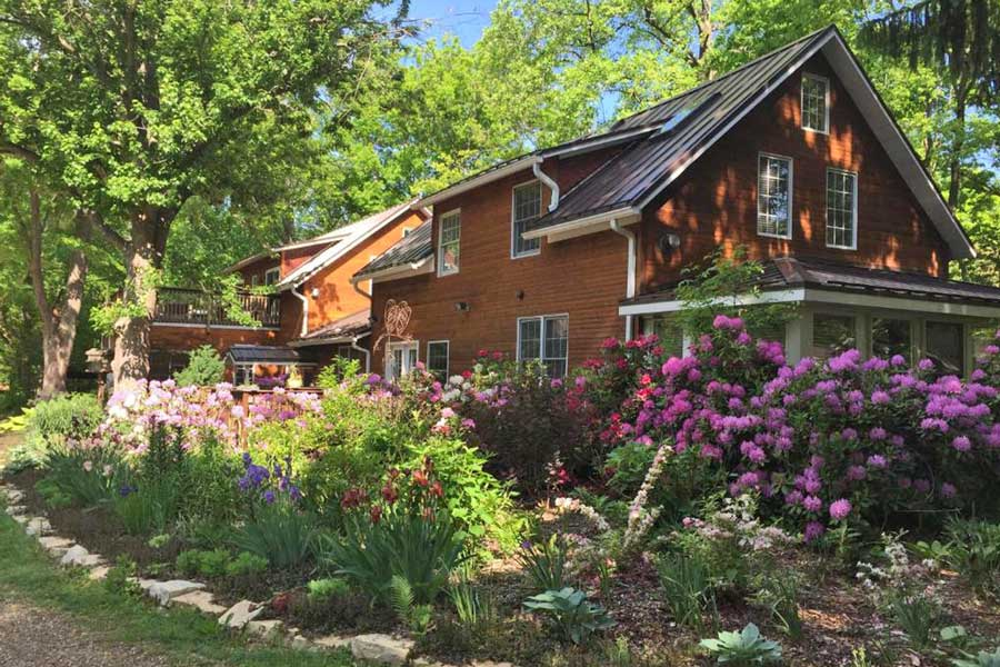Goldberry Woods Bed and Breakfast, Michigan getaways for couples near Chicago