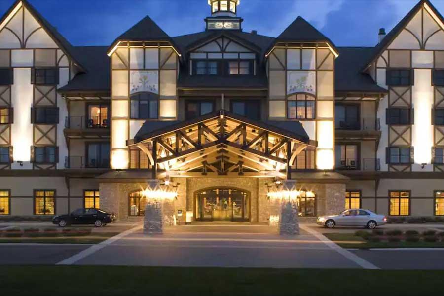 Boyne Mountain Resort, Northern Michigan spa getaways for couples