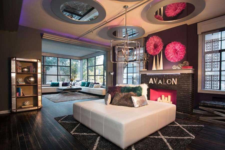 Avalon Hotel Downtown St Petersburg Florida, weekend getaways to Florida USA