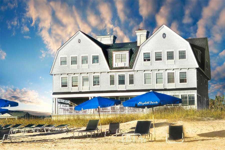 Elizabeth Pointe Lodge, best romantic getaways to Florida, oceanfront hotels Florida USA