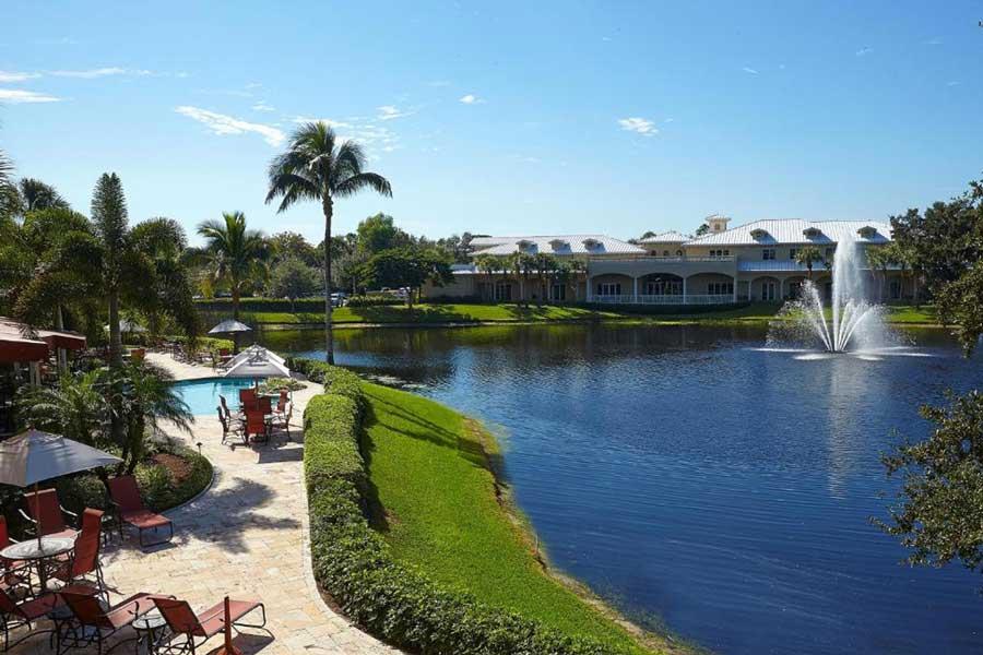 Inn at Pelican Bay, best romantic getaways to Florida, oceanfront hotels Florida