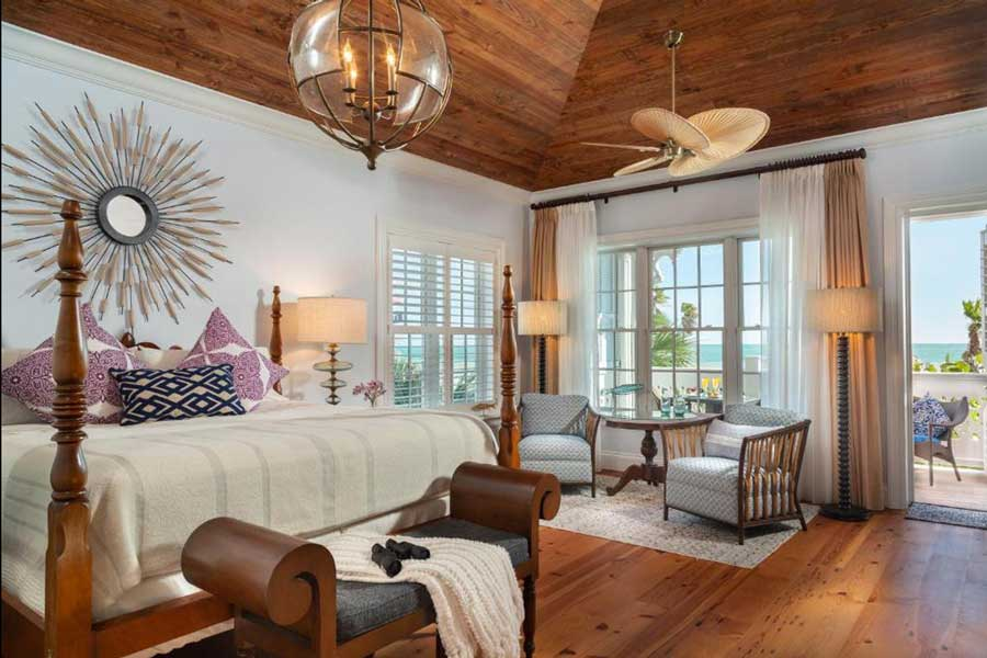 Port d'Hiver Bed and Breakfast, best romantic getaways to Florida