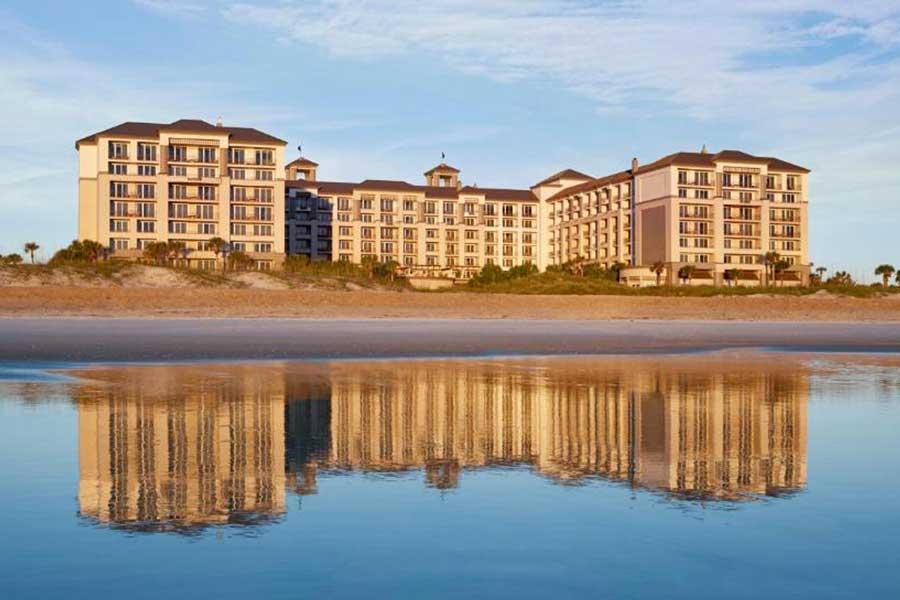 Ritz-Carlton Amelia Island, best romantic getaways to Florida, oceanfront spa resorts Florida
